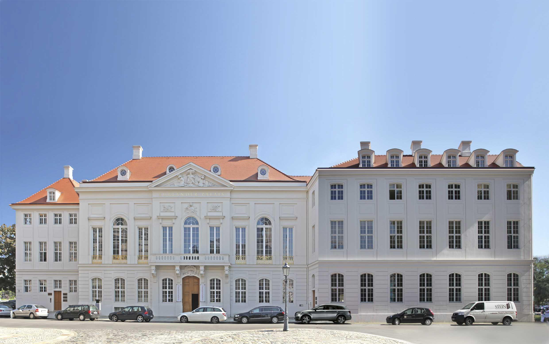 kurländer palais tzschirnerplatz
